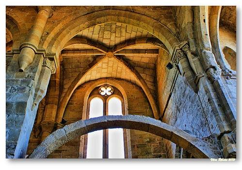 Interior da Igreja de Santa Clara a Velha #5 by VRfoto