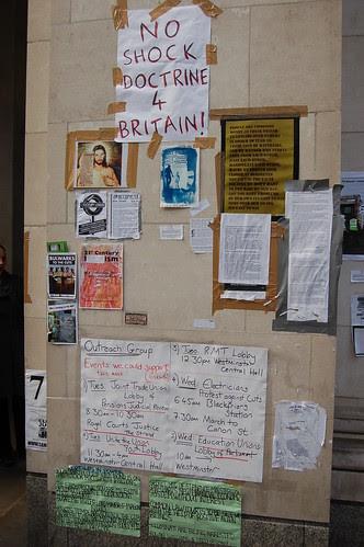 Occupy St Pauls Nov 11 1