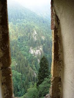 Pencereden görünen