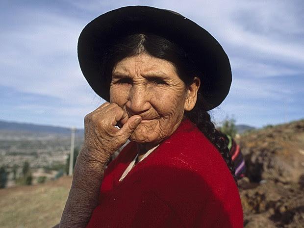 População latina envelhece com mais doenças e pobreza, diz Banco Mundial (Foto: Ana Leboucher/Only World/Only France/Arquivo AFP)