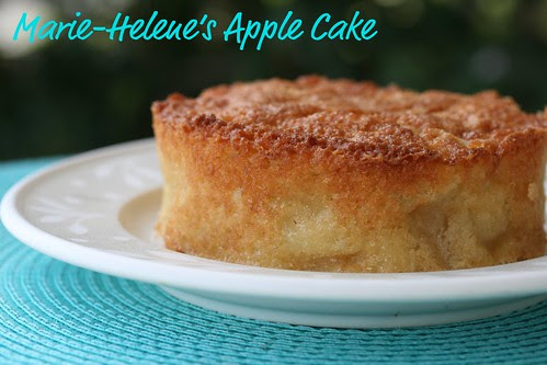 Marie-Helene's Apple Cake - French Fridays with Dorie