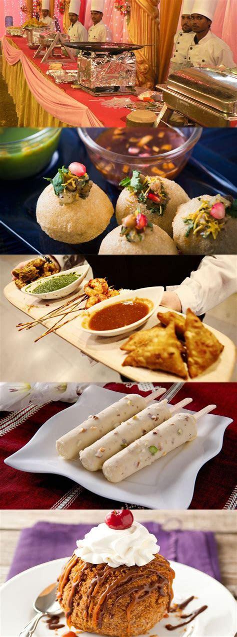 The 25  best Indian wedding food ideas on Pinterest