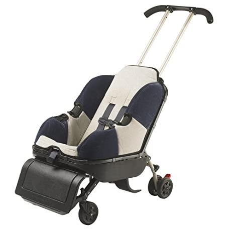 Car Seat Converts To Stroller >> Lilly Gold 5-in-1 Sit n Stroll Carseat / Stroller, Shoreline - Baby Car Seat Store