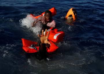 """Las llamadas previas al naufragio: """"Por favor, vengan, nos morimos..."""""""