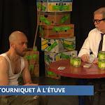 Le Tourniquet, la première pièce de Victor Lanoux, à l'Etuve