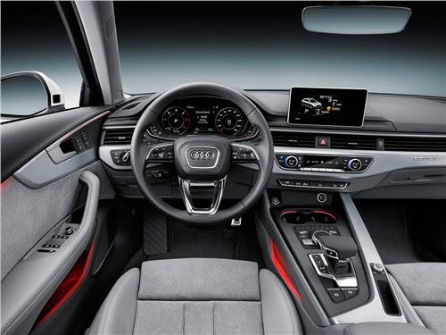 Audi A4 Quattro 2017 Specs
