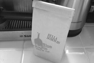 Blue Bottle Cofee - Bella Donovan bag