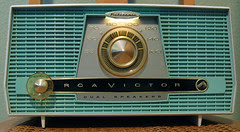 1959 RCA Victor Dual Speaker Filteramic by Roadsidepictures, on Flickr