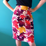 Autumn Maples Skirt