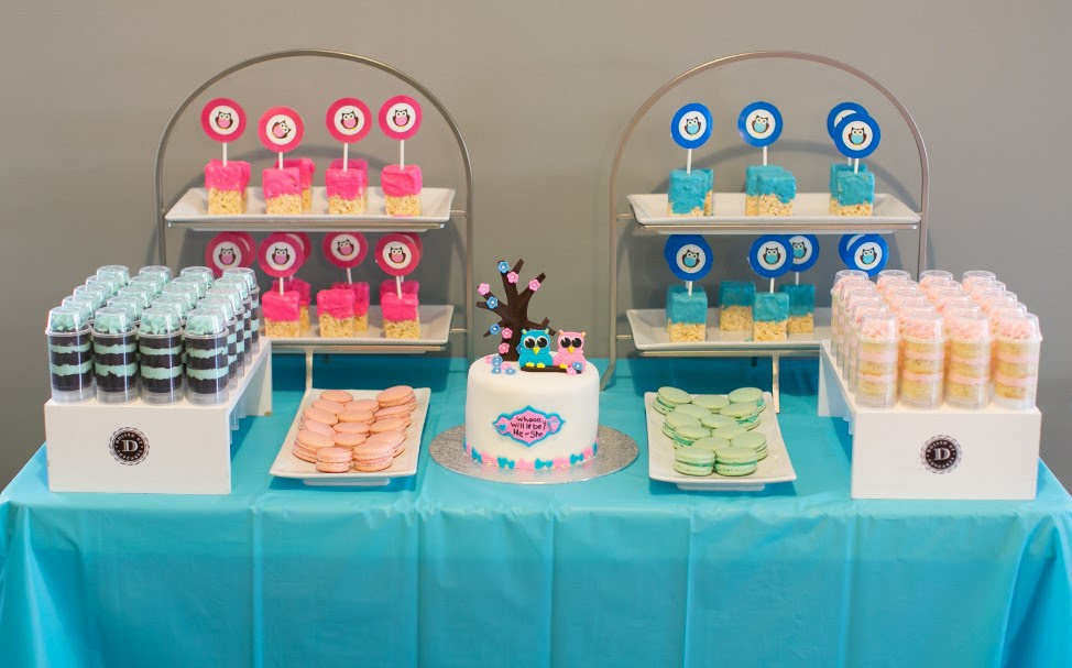 17 Gender Reveal Party Food Ideas That Will Make Your Mouth Water