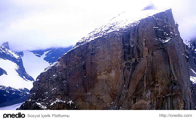En Büyük Uçurum - Thor Dağı, Kanada