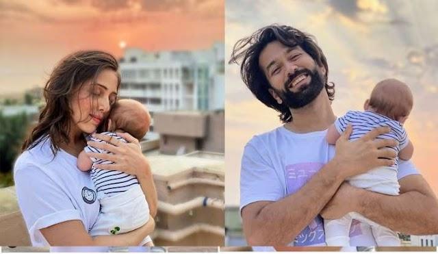 'इश्कबाज' फेम नकुल मेहता के 2 महीने के बेटे हुई सर्जरी, वाइफ जानकी पारेख ने शेयर किया इमोशनल पोस्ट