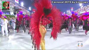 Os melhores momentos do Carnaval brasileiro de 2020