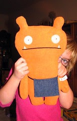Wage the Ugly Doll