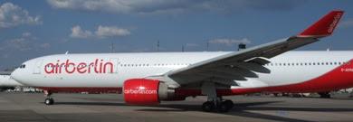Air Berlin, low cost flüge