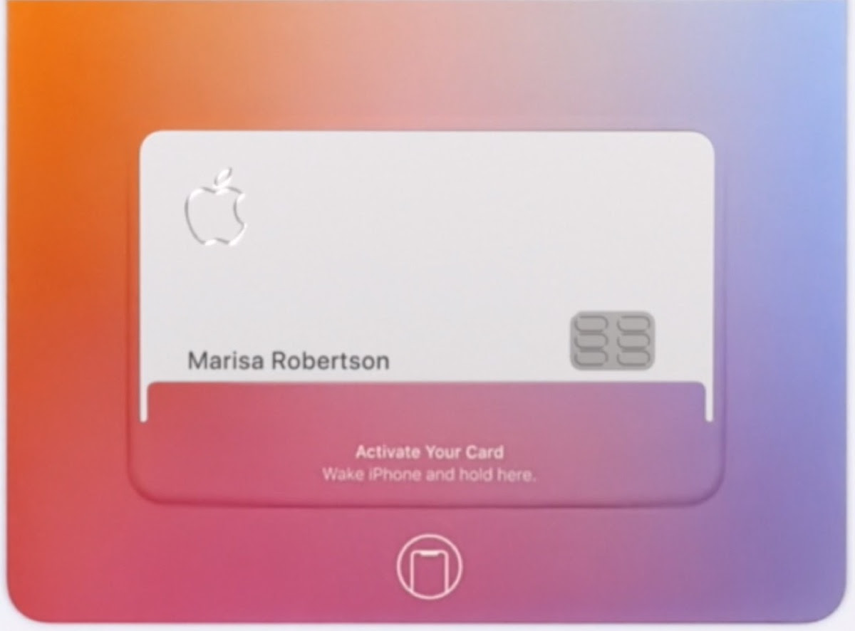 How to Activate Your Titanium Apple Card Without the Original Card