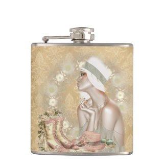 Vintage Charm Flask