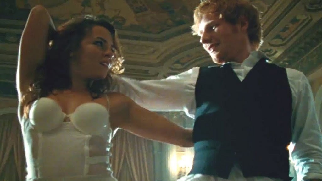 Ed Sheeran - Thinking Out Loud [Official Video] : Liked on YouTube https://goo.gl/tqNSVs