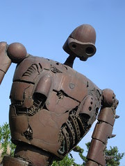 Robot from Laputa, Castle in the Sky