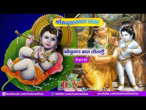 Shrimad Bhagwat Katha || Day 05 || Indore
