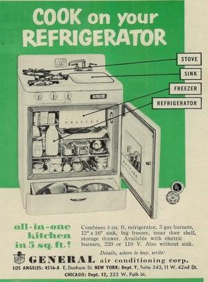 cook refrigerator