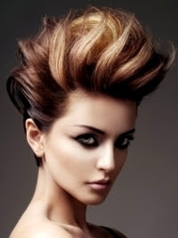 Magnificent Victoria Fashion August 2011 Short Hairstyles For Black Women Fulllsitofus