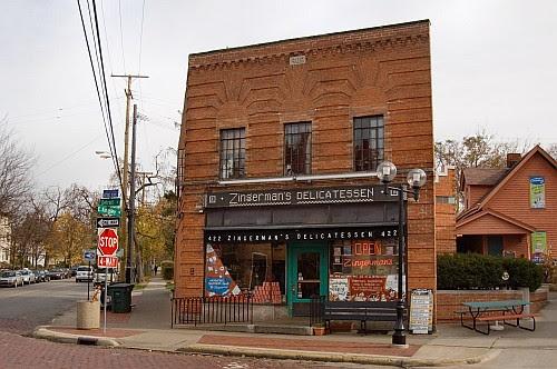 Zingerman's Deli, Ann Arbor © Cornelia Schaible