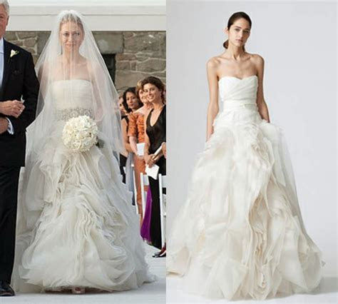 Celebrity Wedding Dresses (At a Fraction of the Cost