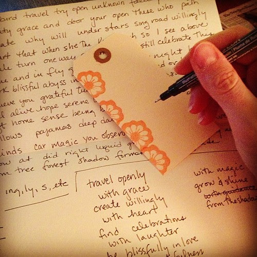 Love notes week 2 #lovenotesjb