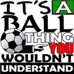 its a soccer thing