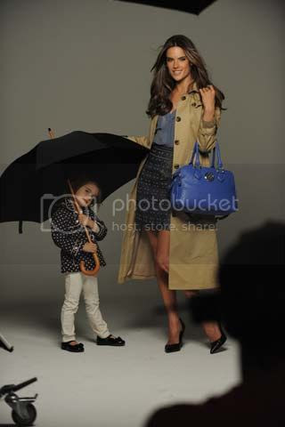 Alessandra Ambrosio and Daughter for London Fog's Spring Campaign photo alessandra-ambrosio-daughte-london-fog-spring-02_zps0c3b06b4.jpg