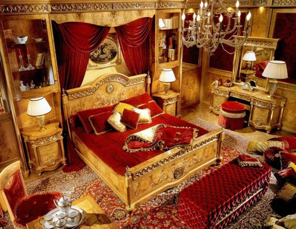 Bedroom furniture – such as the nobles sleep  Interior Design Ideas