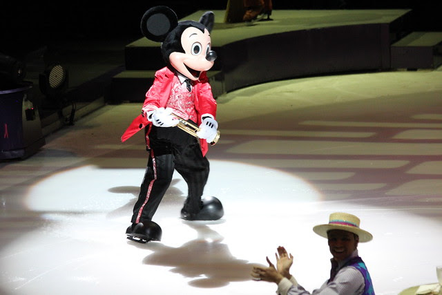 Mickey on Ice