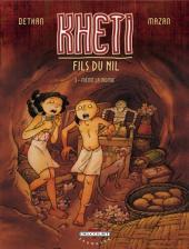 400x528 - Kheti, fils du Nil  Mémé la momie