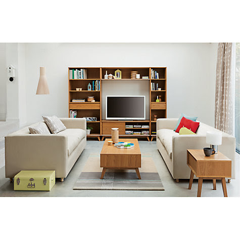 Buy House by John Lewis Stride Living and Dining Room Furniture ...