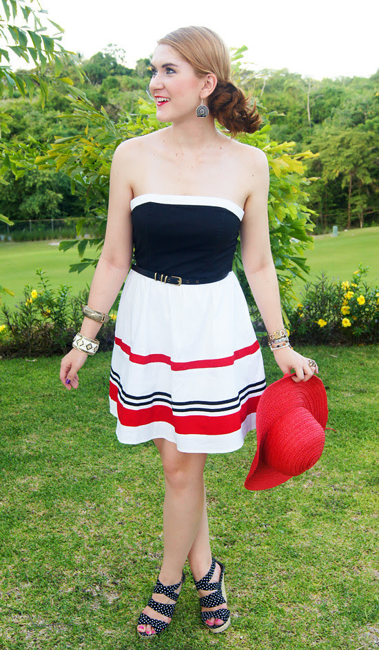 Beach Look by The Joy of Fashion (9)