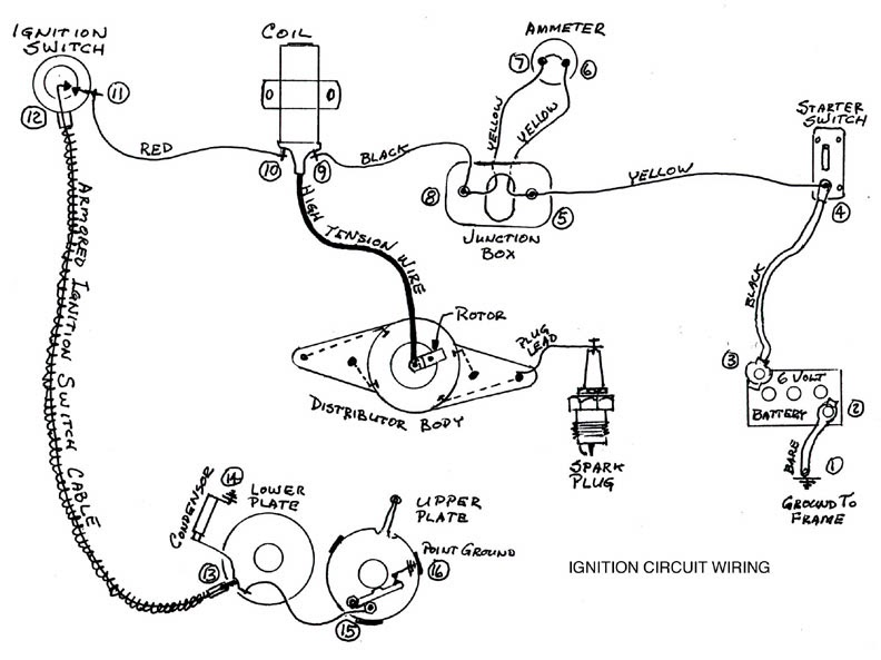 31 Ford Wiring Diagram - Wiring Diagram Networks