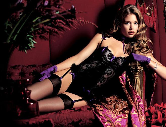 Самые сексуальные фотосессии Даутцен Крез
