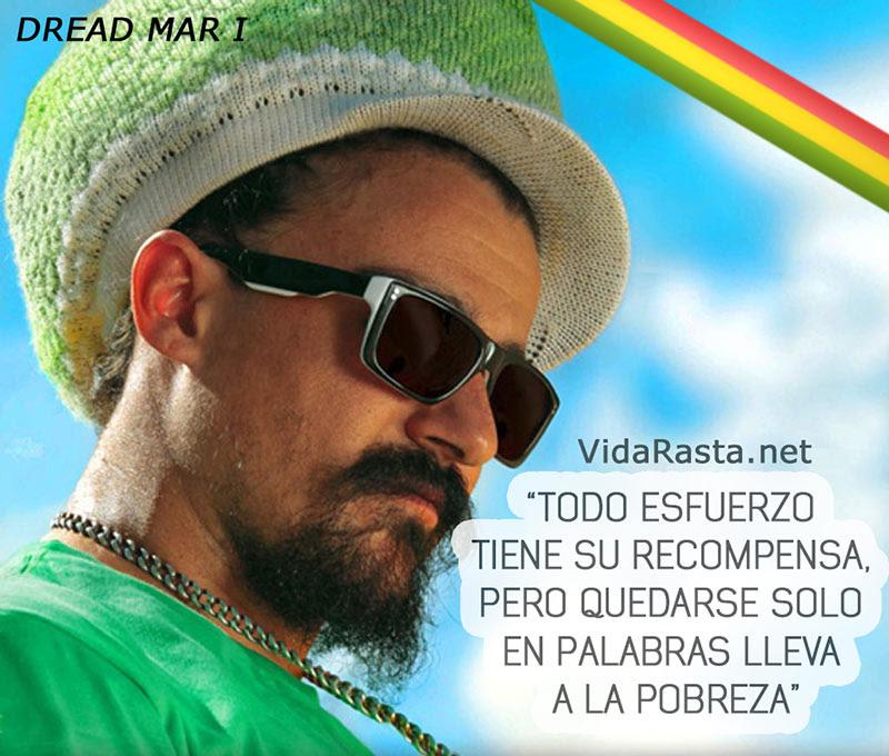 45 Frases De Dread Mar I Reggae Lover
