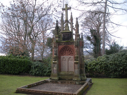 St Clair Family Memorial - Rosslyn Chapel by litlesam