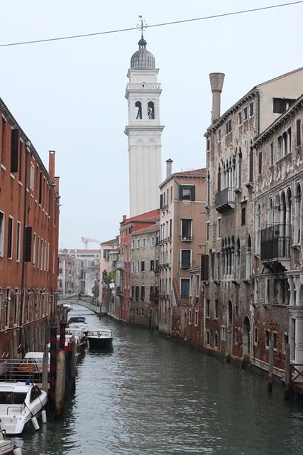 Venezia e...la torre pendente