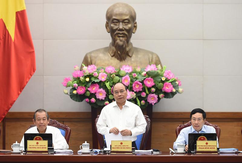 Thủ tướng Nguyễn Xuân Phúc, Nguyễn Xuân Phúc, doanh nghiệp, thủ tục, APEC
