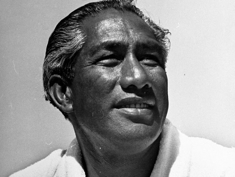 Duke Kahanamoku: the Ambassador of Aloha