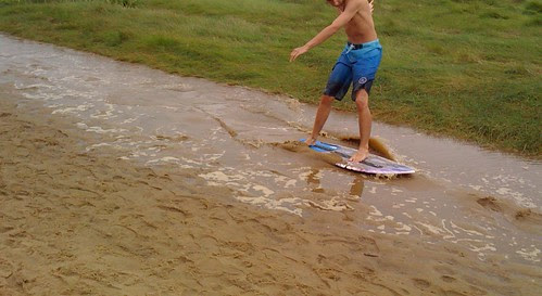 mud skimming