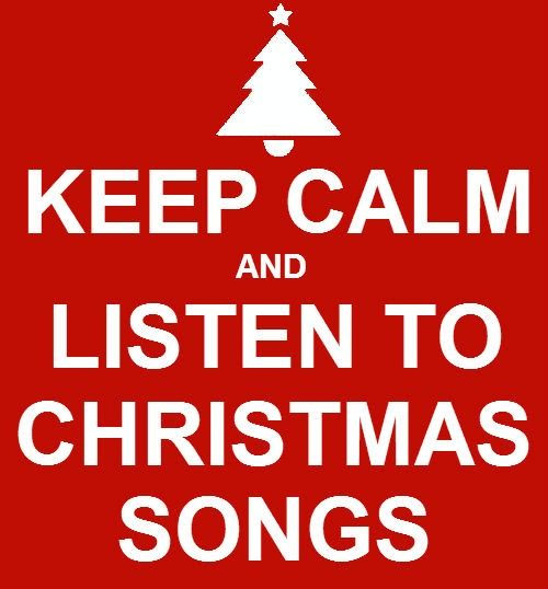 can't wait to listen to my rockin' holidays radio station on Pandora ;)