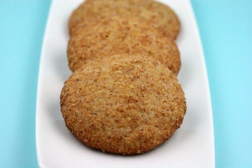 Honey-Wheat Cookies - Tuesdays with Dorie