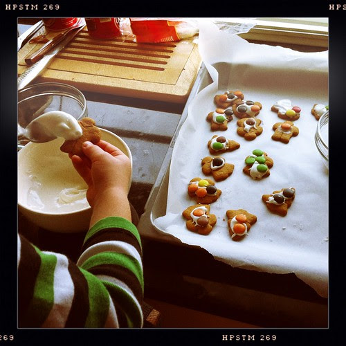 cookies :: pepperkaker #2