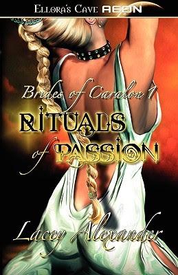 Rituals of Passion (Brides of Caralon, #1)