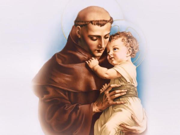 Oração de libertação de Santo Antônio de Pádua