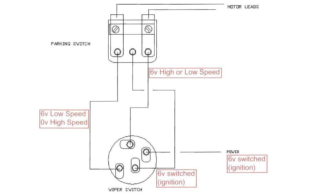 2003 Lincoln Town Car Wiper Wiring Diagram